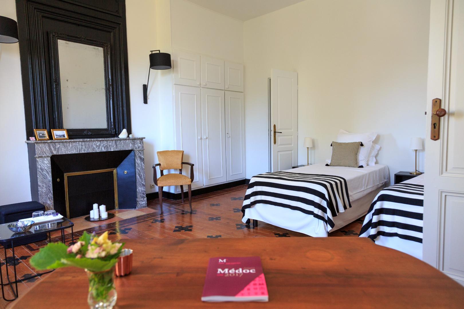 Chambre d'hôte proche de Bordeaux